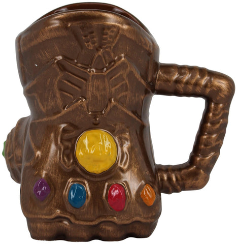 Vandor Avengers Infinity War - Thanos Gauntlet Sculpted Mug