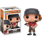 Funko POP Team Fortress 2 Scout Vinyl Figure