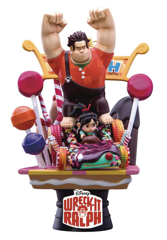 Beast Kingdom Wreck-It Ralph D-Select Series Statue