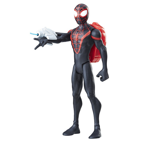 Legends Spiderman 6-Inch Kid Arachnid Figure