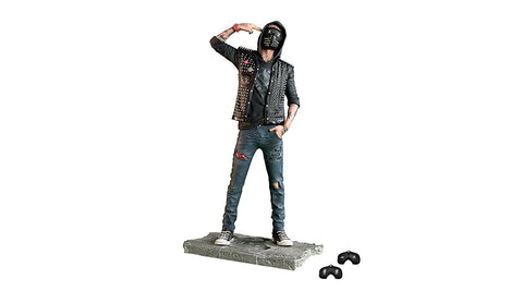 ddc4668334 Watch Dogs 2 Wrench Figure Statue – Geek Nation