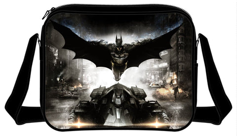 Batman Arkham Knight Messenger Bag Multicolor