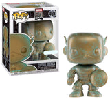 Funko POP! 80th Anniversary Captain America Patina Vinyl Figure