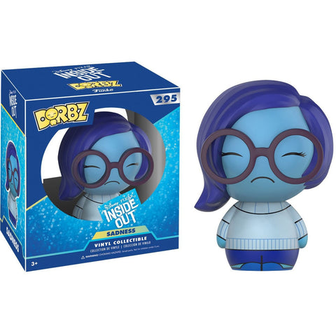 Dorbz Inside Out Sadness Vinyl Figure
