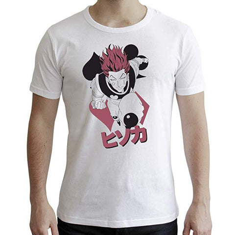Hunter X Hunter Hisoka White t-Shirt
