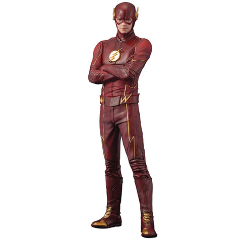 The Flash TV Series: Flash 1/10 Scale ArtFX+ Statue