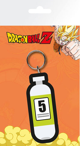 Dragon Ball Capsule Keyring
