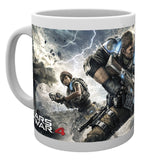 Gears of War Game Cover Mug