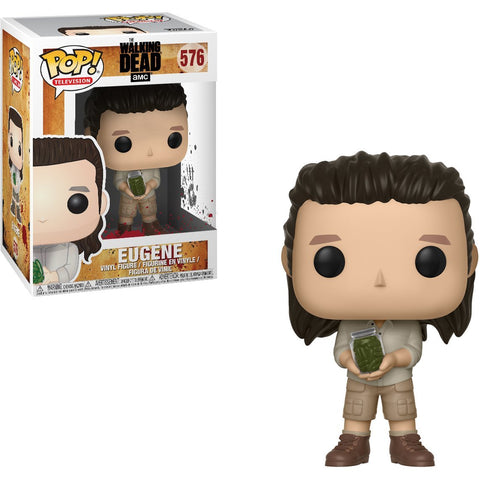 Funko POP! The Walking Dead Eugene Vinyl Figure