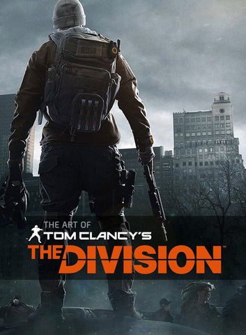 The Art of Tom Clancy's The Division Hardcover