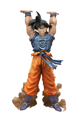 Dragon Ball Z Goku Spirit Bomb Action Figure