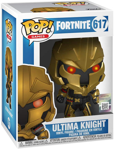 Funko POP! Games: Fortnite - UltimaKnight Vinyl Figure