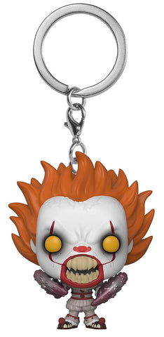 Funko POP! It Pennywise with Spider legs Keychain