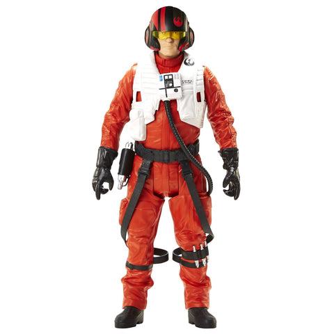 Star Wars VII 18 Inch Poe Dameron Action Figure