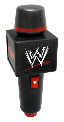 WWE Big Talker Microphone with Superstar Sounds