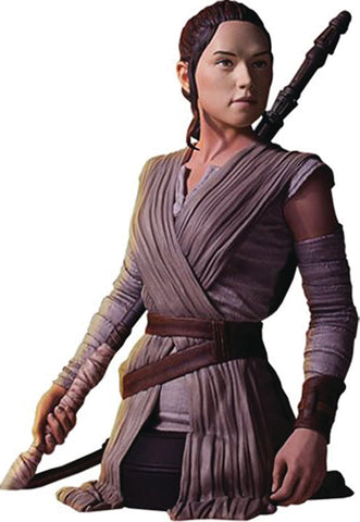 Star Wars TFA Rey Mini Bust