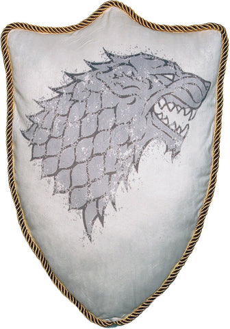 Game of Thrones Stark Dire Wolf Pillow