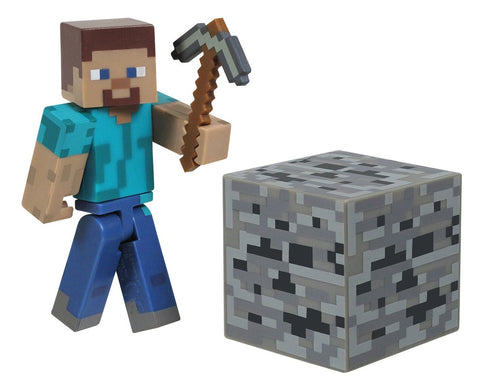 Minecraft Core Steve with Accessory
