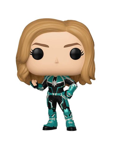 Funko POP! Captain Marvel Vers Vinyl Figure