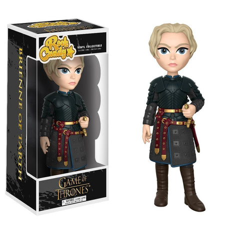 Funko POP Game of Thrones Brienne of Tarth Rock Candy Vinyl Figure