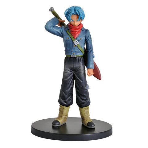 Dragon Ball Trunks Figurine Super Warriors Statue