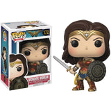 POP Wonder Woman Movie Vinyl Figure
