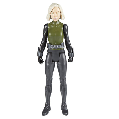 Avengers: Infinity War Titan Hero Black Widow 12-Inch W1 Figure