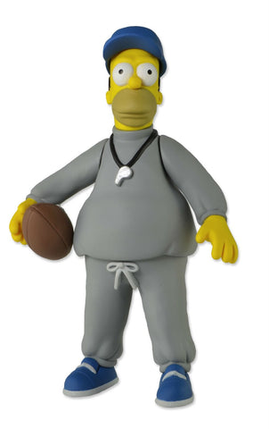 The Simpsons Coach Homer Simpson 25th Anniversary