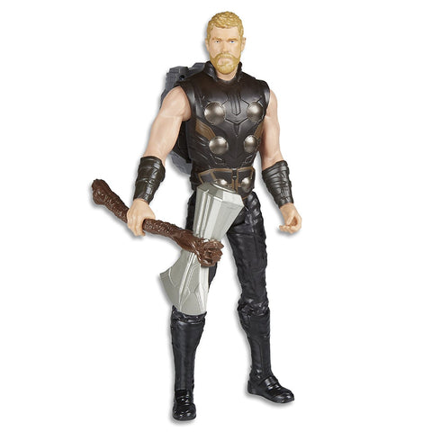 Avengers Infinity War Titan Hero Thor  12-inch Action Figure