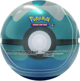 Pokemon TCG: Poke Ball Tin Series 4 (Random 1 Piece)
