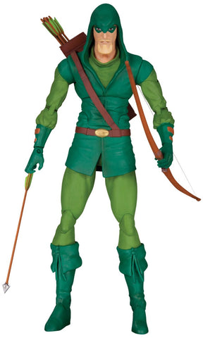 DC Icons Green Arrow Longbow Hunters Action Figure