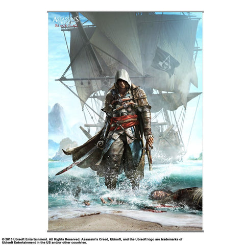Assassin's Creed IV Black Flag Wall Scroll Vol 1