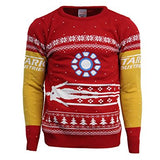 Iron Man Xmas Jumper