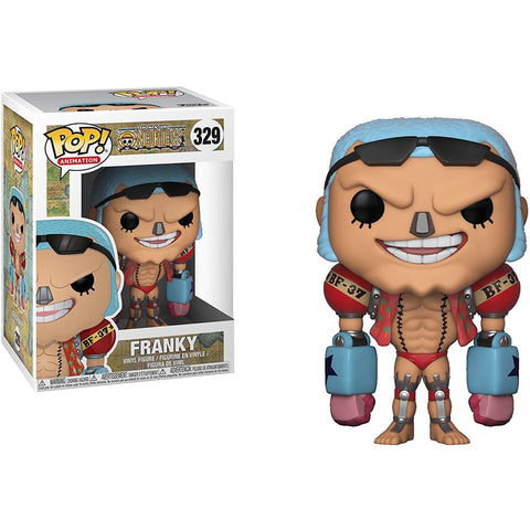 Funko POP! One Piece Franky Vinyl Figure