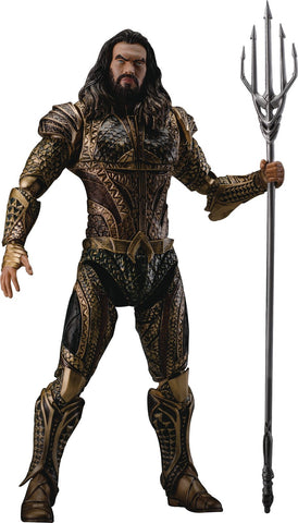 Beast Kingdom Justice League Movie Aquaman Action Figure