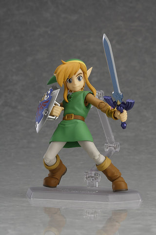 Figma Link - A Link Between Worlds Ver. DX Edition Action Figure