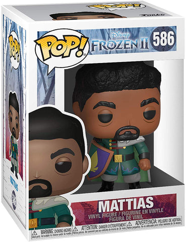 Funko POP! Frozen 2 Mattias Vinyl Figure