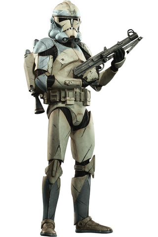 Star Wars Wolfpack Clone Trooper 104th Battalion Action Figure