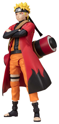 SH Figuarts Naruto Uzumaki Stage Mode Action Figure