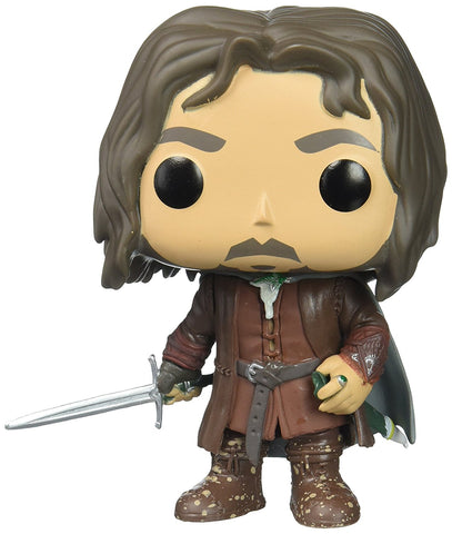 Funko POP Lord of the Rings Aragorn Vinyl Figure