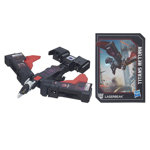 Transformers Titans Returns Laserbeak Action Figure