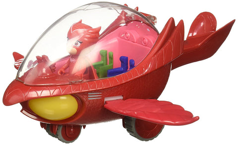 PJ Masks Deluxe Owlette Mobile Vehicle