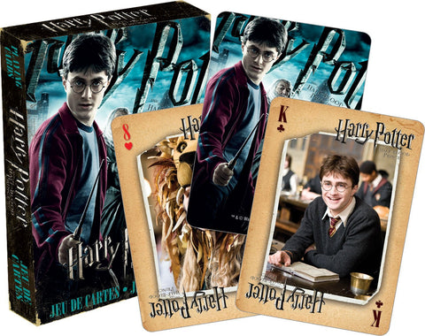 Harry Potter & The Half Blood Prince Playing Cards