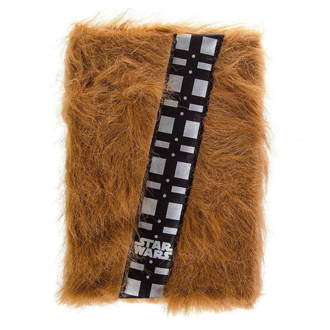 Star Wars Chewbacca Fur A5 Notebook