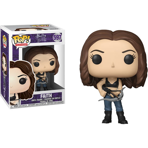 Funko POP! Faith Anniversary Buffy The Vampire Slayer Vinyl Figure
