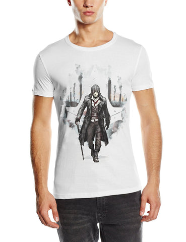 Assassin's Creed Syndicate Tee Jacob Frye (White)