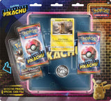 Pokemon TCG Detective Pikachu Special Case File 3 Booster Pack + Movie Binder