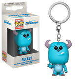 Funko POP! Monsters Inc. Sulley Keychain