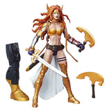 Legends Guardians of the Galaxy Vol 2 Marvel Angela Action Figure