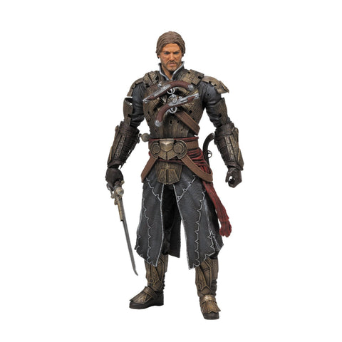 Assassin's Creed Series 3 Edward Kenway in Mayan outfit